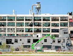 kodakektar120-228 (elsuperbob) Tags: detroit michigan abandoned ruins fisherbody21 architecture industrialarchitecture mamiyam645 kodak ektar100 kodakektar