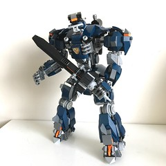 Clays Ultimate Battle Suit mech #nexoknights #moc #mech (Catpipe Creations) Tags: nexoknights moc mech
