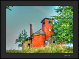 Abandoned Kingston School 1897