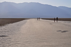 Badwater (atsubor) Tags: california usa deathvalley badwater