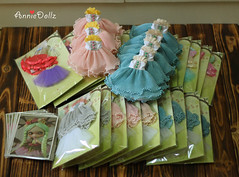 Busy packing...... (anniedollzcustom dollz hut <3) Tags: handmade blythe custom outfits anniedollz