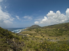 Makapuu Lighthouse Hike1 (timishue) Tags: hawaii olympus hike makapuu evolt e410
