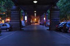 Glacire (mrcl_) Tags: paris france noturna noite nuit nocturne ville longaexposio estacionamento glacire longueexposition