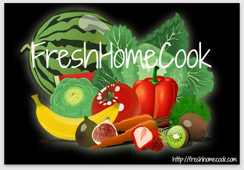 FreshHomeCook - Grab Button