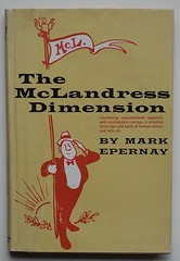 Mark Epernay: The McLandress Dimension (alexisorloff) Tags: james books stevenson livres johnkennethgalbraith alexisorloff markepernay