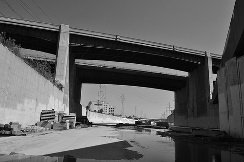 | Saturday Afternoon | L.A. River | Highland Park, CA | Trespassing |