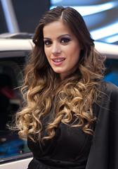 Promotoras (Jaime Andrês) Tags: woman girl mujer buenosaires expo ba autos palermo bsas exposición salóndelautomóvil larural promotora