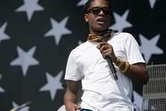 A$ap Rocky @ Yahoo Wireless Festival