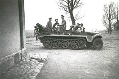 """German Demag D-7 SD-Kfz 10 one ton halftrack. • <a style=""""font-size:0.8em;"""" href=""""http://www.flickr.com/photos/81723459@N04/9331113927/"""" target=""""_blank"""">View on Flickr</a>"""