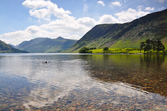 DSC_0151 Crummock Water (wilkie,j ( says NO to badger cull :() Tags: uk light summer mountains water clouds reflections landscape countryside nikon scenery day cloudy lakes lakedistrict cumbria nationalparks nationaltrust crummockwater clearday lakescape scenicwater sceniclandscape