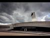 IWMN (Mr Aardvark) Tags: sky clouds iso200 gloomy curves salfordquays 1020mm stormysky iwmn imperialwarmuseum 10mm lr4 canoneos450d mraardvark 1400secatf80 28072013