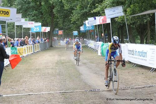 Nieuwelingen & juniors Kessel (581)
