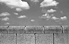 Teatro de Romano (forayinto35mm) Tags: travel sky blackandwhite wall analog 35mm teatro 50mm spain kodak tmax 50mm14 espana murcia analogue tmax400 cartagena kodaktmax400 blackandwhitephotography romantheatre travelphotography minoltadynax5 murciaregion wallandsky blackandwhitefilmphotography teatroderomano romantheatrecartagena