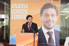 """José Manuel Ribeiro – """"Anadia Somos Todos"""""""