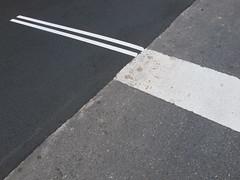 pavement (Samm Bennett) Tags: street japan tokyo pavement asphalt higashinippori