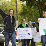 """<b>Homecoming Parade</b><br/> Luther Homecoming parade on Saturday, October 5, 2013. Photo by Breanne Pierce<a href=""""http://farm3.static.flickr.com/2843/10122112873_c64e76fc10_o.jpg"""" title=""""High res"""">∝</a>"""