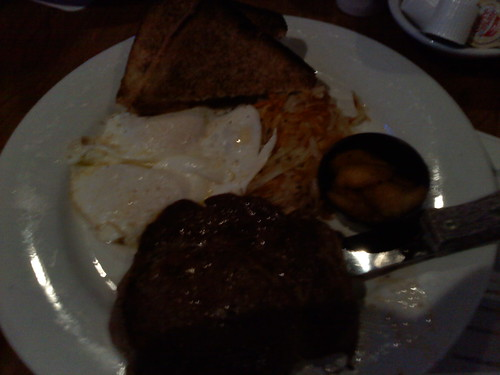 #breakfast at Tunica