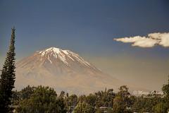 El Misti desde Arequipa (Marcos GP) Tags: mountain volcano perú arequipa peruvian volcan marcosgp