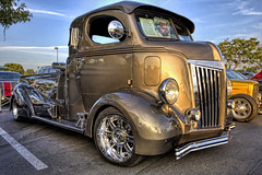 Ruby's Friday Nite Cruise 2013 (dmentd) Tags: ford 1938 coe