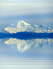 Mt Baker Reflection_L (Orkakorak) Tags: mountain reflection volcano mt baker herowinner thepinnaclehof kanchenjungachallengewinner tphofweek230