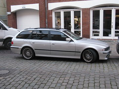 BMW 5 Series Touring M Sport E39 (nakhon100) Tags: cars wagon estate bmw touring kombi stationwagon 5series 5er e39