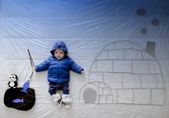 my little eskimo (isabel cortes) Tags: baby babies eskimo creativephotographers isabelcorts isabelcortsphotography creativekidsportraits
