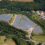PV-Freiflächenanlage in Unterbreizbach