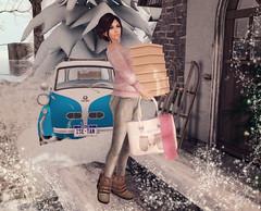 Last Christmas, I gave you my heart II (Xela Woodford) Tags: truth bang ikon gawk modish moncherie shoetopia applefall tentacio ariskea wintertrendsl2013