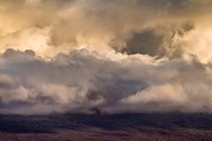 P7180696 (jbrownell) Tags: sunset vacation clouds hawaii maui haleakala turbulence sabbatical maalaea maalaeabay