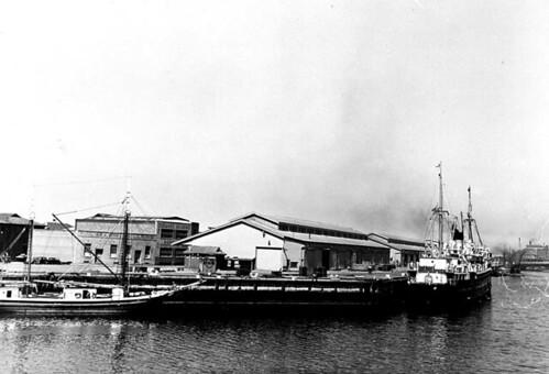 No.1 Dock, Port Adelaide