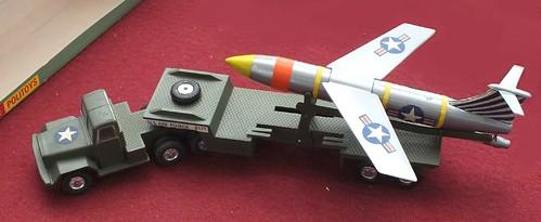 Politoys Missile Matador