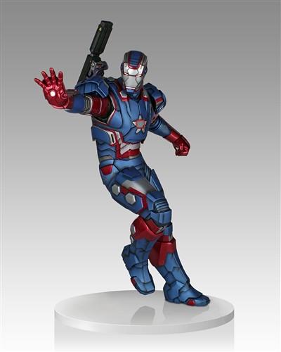 Gentle Giant – 鋼鐵人3【鋼鐵愛國者】1/4 比例 全身雕像 Iron Patriot
