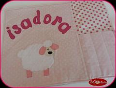 Isadora (PAT COUTINHO) Tags: pat patchwork jogo coutinho americano tecidos ateli personalizado aplicao patchapliqu