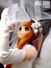 Angel Bride (OTTO BOY) Tags: bride neris dollfiedream