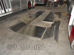 015 Solution DO IT OURSELVES again... (Calum Melrose) Tags: sol metal scotland edinburgh scottish renault cutting dodge restoration sheet panels alexander eastern smt minibus alloy asf s56 d428