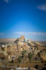 Laghouat (Algrie) (Graffyc Foto) Tags: nikon du algrie dsert portes effet d300 tiltshift laghouat fotor