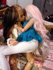 Secret Love Affair (shleechan) Tags: tan fl fairyland ts aline mnf minife minifee tanskin mirwen rheia