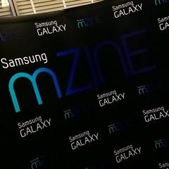 มางานเปิดตัว Samsung mZine by Ookbee แอพฯอ่าน eMagazine บนมือถือซัมซุง