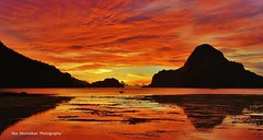 el nido sunset (Rex Montalban Photography) Tags: philippines rexmontalbanphotography