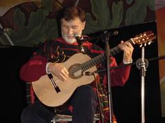 Pedro Yáñez, payador con una amplia trayectoria en la expresión de la décima, músico de la más alta escuela.