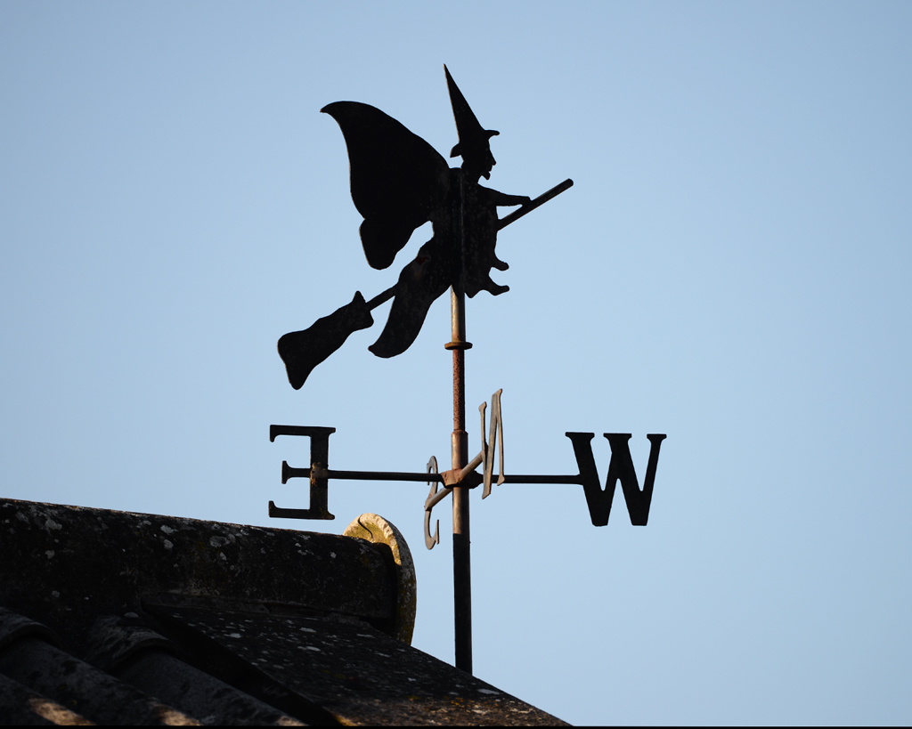 The World's newest photos of broomstick and weathervane - Flickr