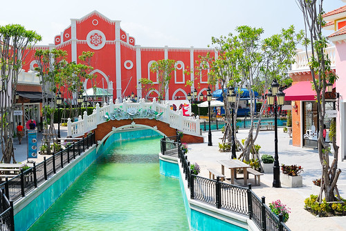 """The Venezia Hua Hin"" in Thailand"
