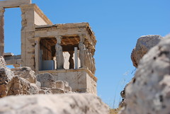 Erechthion,Acropolis,Athens,Greece (mary066) Tags: greece athens acropolis ancient