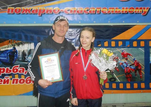 ВРязани завершились Всероссийские состязания попожарно-спасательному спорту