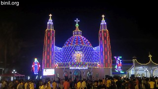 Mary Immaculate Church, Marathakkara, Thrissur Thirunal 2