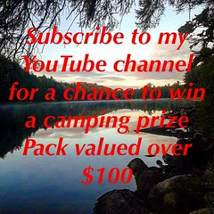 Win a camping prize pack (Ontario_BWO) Tags: win free giveaway stuff contest draw prize prizes