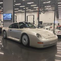 Porsche 959 Porsche Experience Center (hieblinger) Tags: porsche 959 experience center