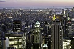 a diamond mine exposed (rudie_y) Tags: newyorkcity nyc skyline 30rock