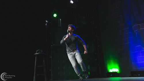 Drew Lynch - November 16, 2016 - Hard Rock Hotel & Casino Sioux City