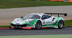 Ferrari 488 GT3 / Alex Moiseev / RUS / Marco Cioci / ITA / AF Corse  Kaspersky Motorsport (Renzopaso) Tags: ferrari488gt3 alexmoiseev marcocioci afcorsekasperskymotorsport afcorse ferrari 488 gt3 alex moiseev rus marco cioci ita af corse kaspersky motorsport international gt open 2016 circuit de barcelona internationalgtopen2016 internationalgtopen gtopen2016 gtopen circuitdebarcelona racing race motor photo picture